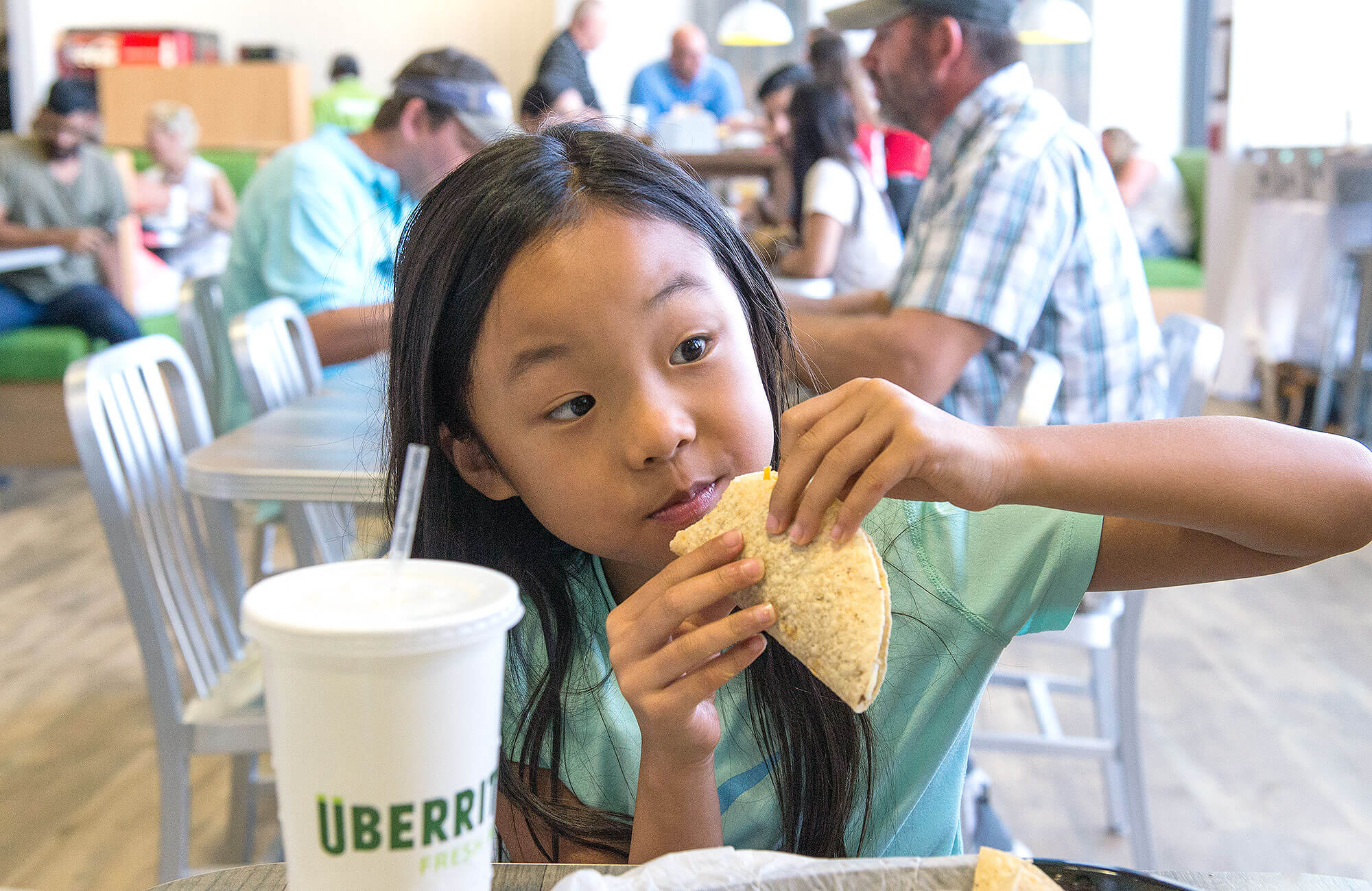 Überrito Celebrates Educators With Free Food